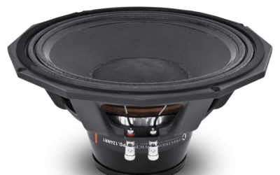 Voice Coil Test Bench: PD.124NR1
