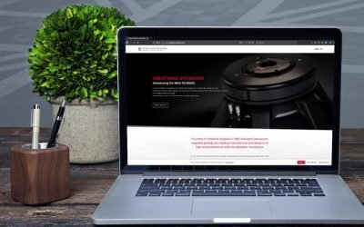 New Precision Devices Website Launches