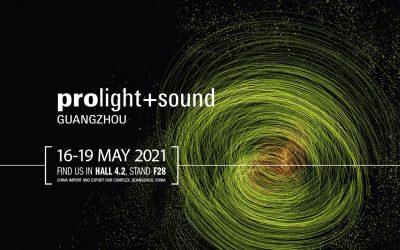 PD at Prolight + Sound Guagnzhou 2021